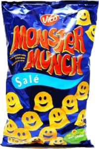 Biscuit salé Monster Munch